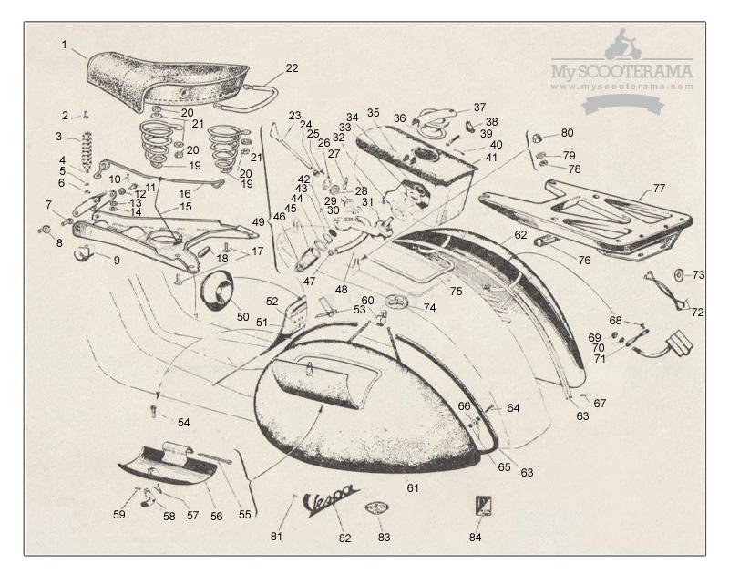 Reservoir - ailes - insignes
