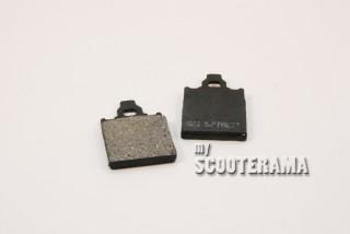 Plaquettes de frein - Vespa PX - Frein à disque