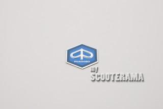 Logo Piaggio - descente klaxon Vespa 50,Special, Primavera, ET3 - Guidon Vespa GTR,TS,Rally