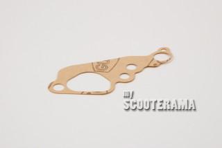 Joint entre baignoire et carter - Vespa 125 T5 avec mélangeur