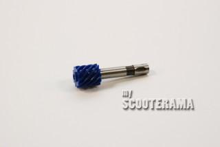 Engrenage compteur - 11 dents - grosse section 2,7mm - Vespa 8 pouces (VNB5-6- Super, 150 de 63 à 66)