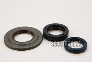 Set complet joints spi bleu - CORTECO & VITON - moteur complet VESPA 125 T5 et PX à partir de 1988 ///Compatible éthanol E10///