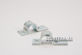 Paire de pontets béquille 20mm Vespa 50, Special, Primavera, ET3