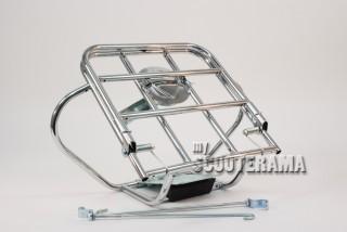 Porte bagage arrière Vespa 125 GTR 150Sprint - 180 Rally GL - roue 3,50 x 10