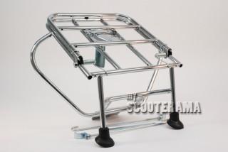 Porte bagage arrière Vespa 50 Special- 125 Primavera - 125 ET3 roue 3.00 x 10