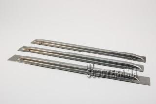 Set 3 Renforts plancher Vespa type N, GTR, Sprint