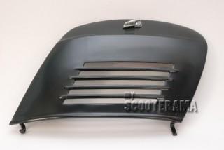 Portière noire moteur  - 32x22cm - Vespa 50, special, Primavera, ET3