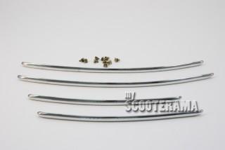 Set baguettes carrosserie Grosse coques: GTR, Sprint …