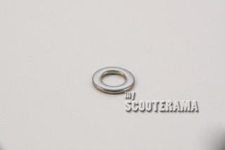Rondelle plate étroite M4 Inox A4