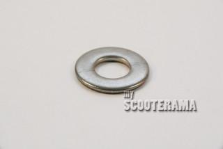Rondelle plate moyenne M8 Inox A4
