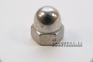 Ecrou hexagonal borgne M8 Inox A4