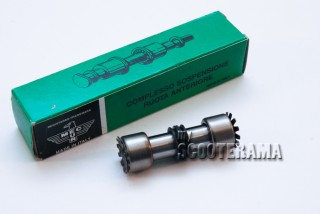 Axe complet fourche/balancier - Vespa PX 1ere série, Vespa2