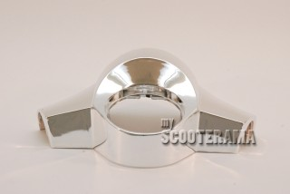 Couvre guidon chromé - Vespa PX Arcobaleno