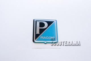 Insigne Piaggio adesif rectangulaire
