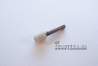 Engrenage compteur - 9dents - petite section 1,85mm