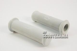 Paire de Poignées grises diam 21mm 125, 150, 180, GL, G, SS