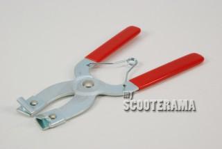 Outil montage segments épaisseur de 1,2 à 6,3mm