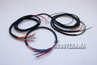 Faisceau electrique VESPA 150 GS VS 4-5