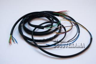 Faisceau electrique Vespa 150 VBB2, 180SS VSC1 Sans batterie