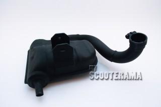 Pot d'échappement -SITO PLUS- Vespa Rally 200, PX200