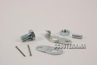 Kit arret cable frein arrière