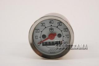 Compteur rond Vespa 50 V5A