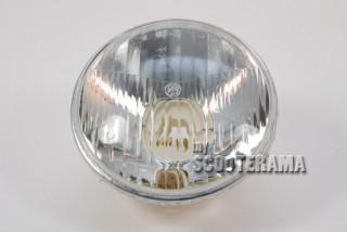 Optique de phare Vespa 125 Primavera et ET3