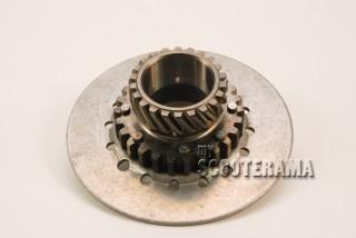 Engrenage primaire 22 dents - Vespa 125/150 Sprint, Super, GTR, TS, PX (jusqu'en 1982)