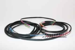 Faisceau electrique Vespa 180SS permière série avec batterie VSC1