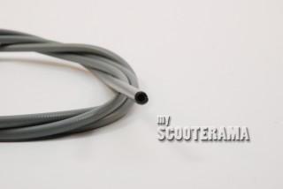 Gaine grise 5mm - accelerateur, frein avant, embrayage, vitesse - au mètre