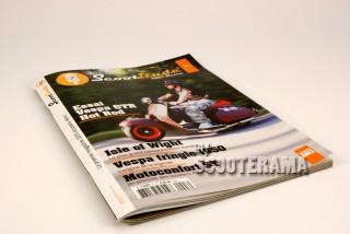 Scootitude n°3 Novembre/Decembre 2009