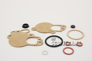 Set joints carburateur SI - Vespa GT, GTR, Sprint, TS, Rally, PX/T5