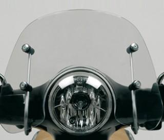 Parebrise Vespa - transparent - Vespa LX