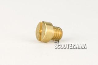Gicleur principal 104 - M5 - Vespa 50, Special, Primavera, ET3,PK - Carburateur SHA/SHB