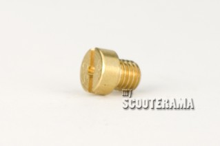 Gicleur principal 135 - M5 - Vespa 50, Special, Primavera, ET3,PK - Carburateur SHA/SHB