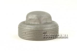 Ecrou de protection balancier/axe de roue avant - Vespa grosse coque