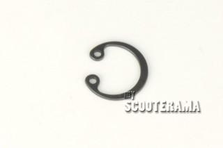 Circlips axe piston diam.15 - Vespa 125->177cc Petite coque/grosse coque/ PX/T5/COSA