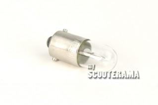 Ampoule BA9s - 6V 4W - Diamètre 9mm