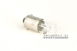 Ampoule BA9s - 12V 4W - Diamètre 9mm