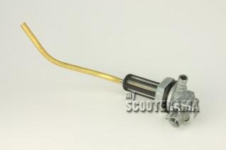Robinet sans levier - Vespa PX Arcobaleno, Frein à disque, millenium, 125 T5 - SANS réserve - AVEC graissage séparé