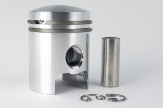 Piston Diamètre 38,8mm - cote 1ère rectification - Vespa L/N/R/S, Special, elestart, PK50 à vitesse