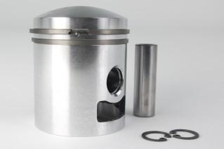 Piston Diamètre 57,4mm - cote 1ère rectification - Vespa 150 GL(VLA1T), Sprint, Super