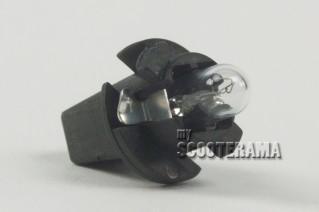 Porte ampoule compteur  - Vespa PX/T5, PK