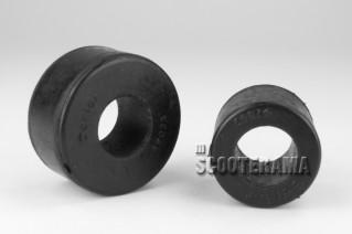 Set silent bloc carter moteur - Vespa petite coque, grosse coque, PX