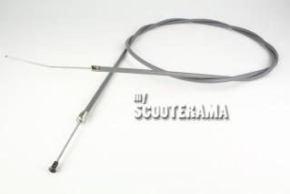 Transmission cable et gaine - embrayage - Vespa PX Arcobaleno, T5