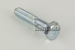 Vis M8x40mm - fixation amortisseur avant - Vespa PX/T5 SANS frein à disque