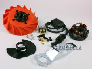 Vespatronic Vespa 50, Special, Primavera, ET3, PK - cône 19mm - Allumage avance variable
