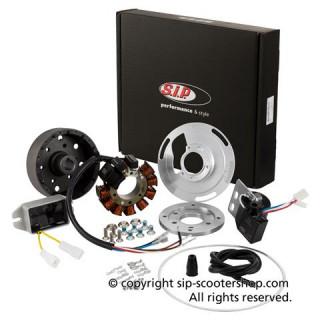 Allumage Electronique SIP VAPE  ROAD Vespa  125 VN2 -150 VL-VB-ACMA