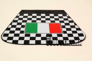 Bavette Drapeau Italien - compatible tout modèle