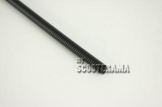 Gaine noire 5mm - accelerateur, frein avant, embrayage, vitesse - au mètre